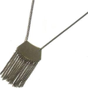 Unique Tassel Necklace